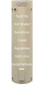 Rheem 160 litre Aquamax electric hot water systems