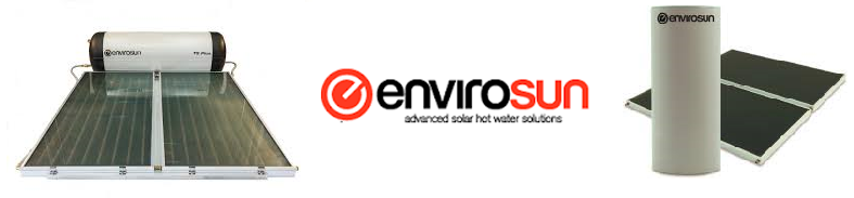 Envirosun Solar Hot Water Systems Brisbane and Sunshine Coast