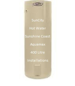 Rheem Aquqmax hot water heaters Sunshine Coast and Brisbane
