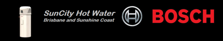 Bosch heat pump water heaters sunshine coast and brisbane, caboolture, bribie island and gympie