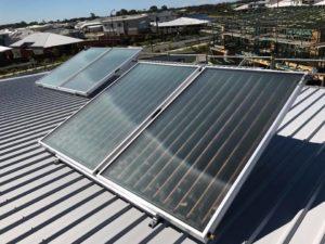 Trade solar hot water installations sunshine coast