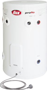 Dux hot water systems Brisbane and Sunshine Coast