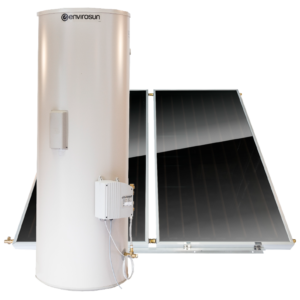 315 Litre Envirosun AS Solar hot water system (SINGLE STOREY HOME)