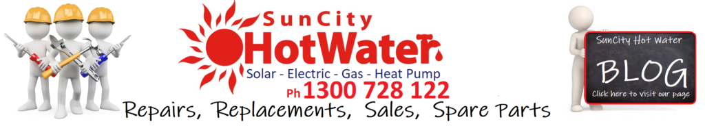 Hot water systems Brisbane blog page, hot water heater advice