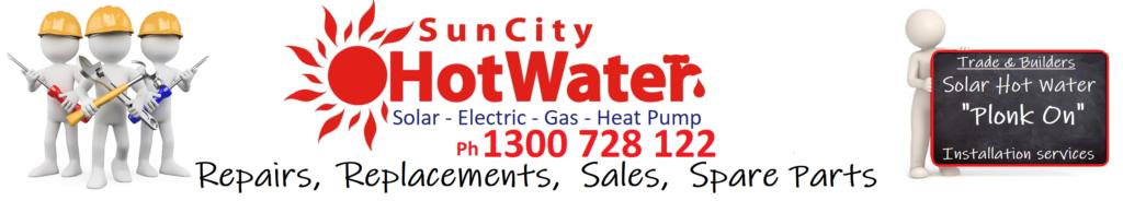 trade solar hot water installations