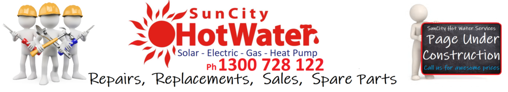 Hot water systems by Sunscity Hot Water