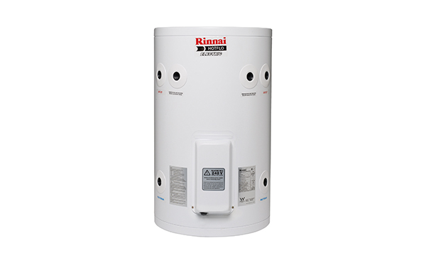 Rinnai 50lt electric hot water heaters Brisbane and Sunshine Coast