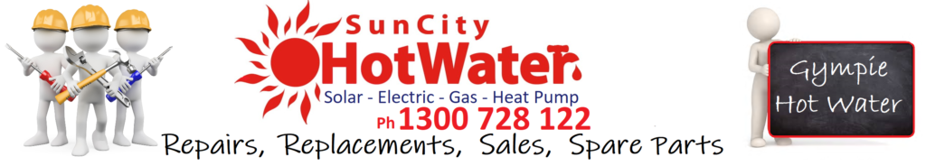 Hot water systems Gympie