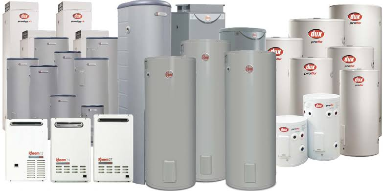 Sunshine Coast hot water systems