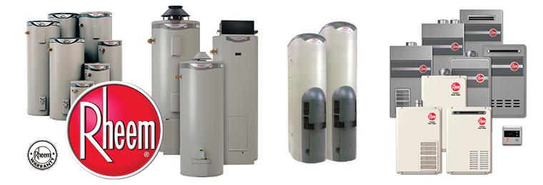 Rheem hot water repairs