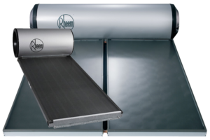 Rheem solar hot water systems Brisbane and Sunshine Coast