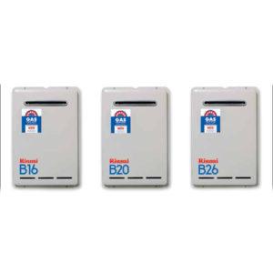 Rinnai gas hot water systems Brisbane and Sunshine Coast