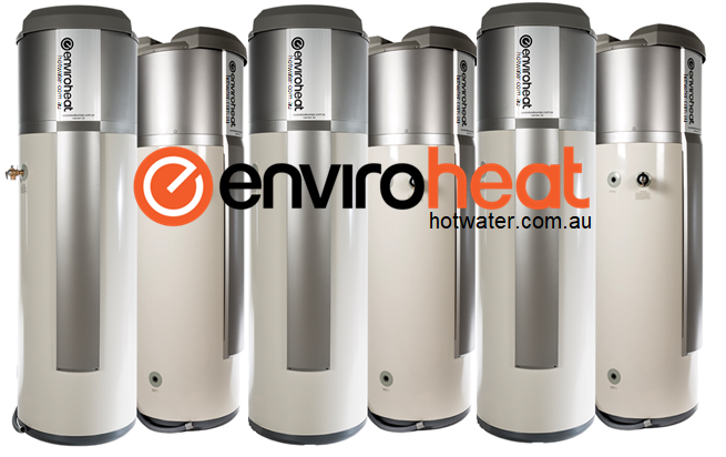 Enviroheat hot water systems